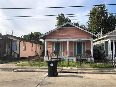 New Orleans Multi Family Home For Sale: 1220 Leonidas Street