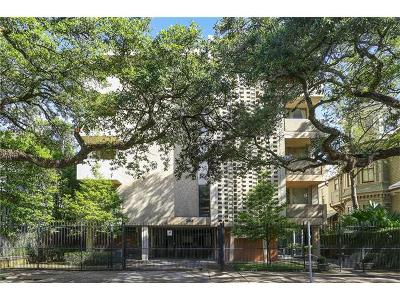 New Orleans Condo For Sale: 2511 St Charles Avenue #403