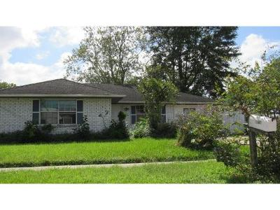 Marrero Single Family Home For Sale: 3061 Mount Kennedy Drive
