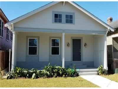 New Orleans Single Family Home For Sale: 2620 Upperline Street