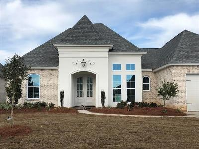 Madisonville Single Family Home For Sale: 2029 Cypress Bend Lane