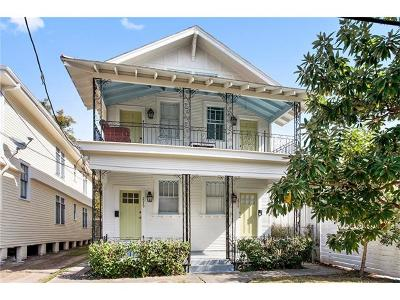 New Orleans Multi Family Home For Sale: 2217 Jena Street
