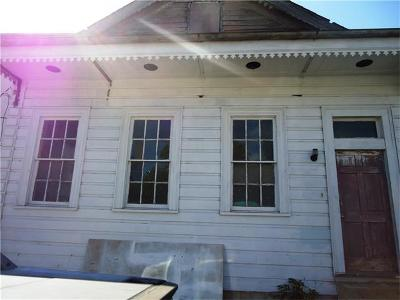 New Orleans Single Family Home For Sale: 2546 Columbus Street