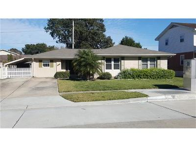 Metairie Single Family Home For Sale: 6305 Morton Street
