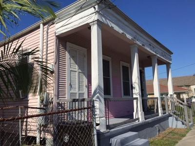 New Orleans Single Family Home For Sale: 1312 Independence Street