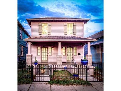 New Orleans Multi Family Home Pending Continue to Show: 7809 Panola Street