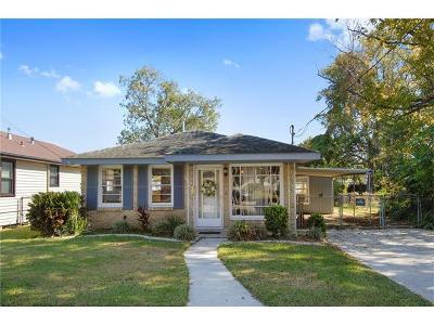 Metairie Single Family Home For Sale: 421 N Atlanta Street