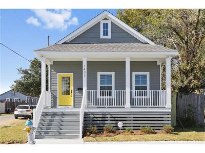 New Orleans Single Family Home For Sale: 1400 Alvar Street
