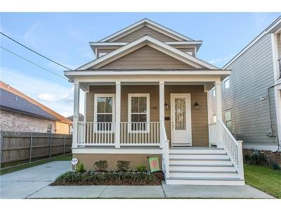 New Orleans LA Single Family Home For Sale: $424,900