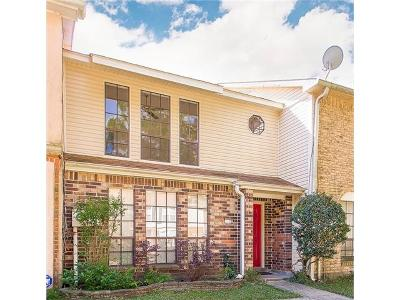 Gretna Townhouse For Sale: 2422 Oxford Place