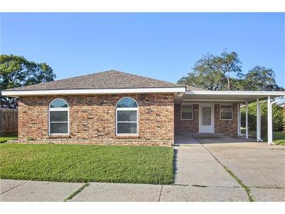 Harvey Single Family Home For Sale: 1024 Price Drive