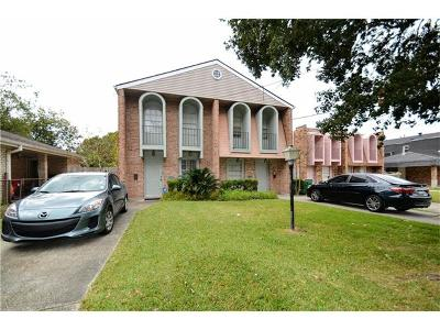 Metairie LA Multi Family Home For Sale: $335,000