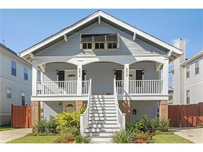 New Orleans LA Multi Family Home For Sale: $485,000