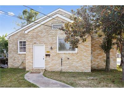 Metairie Multi Family Home For Sale: 3524 W Metairie Avenue
