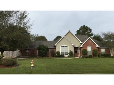 Madisonville LA Single Family Home For Sale: $280,000