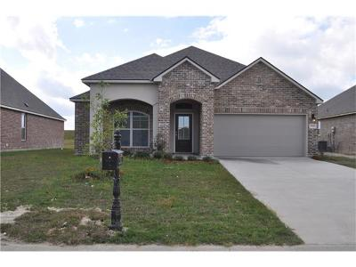 Slidell Single Family Home For Sale: 436 West Lake Drive