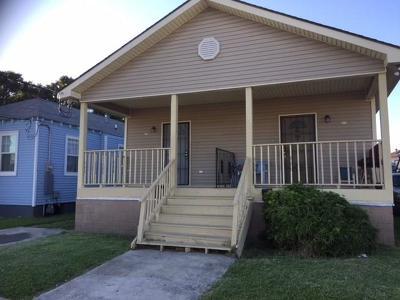 New Orleans Multi Family Home For Sale: 3116-3118 Monroe Street