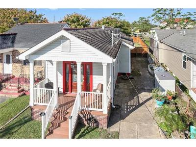 New Orleans Single Family Home For Sale: 1820 Louisa Street
