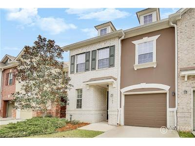 Madisonville Townhouse For Sale: 105 White Heron Drive