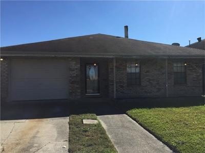 New Orleans Single Family Home For Sale: 8440 Curran Boulevard