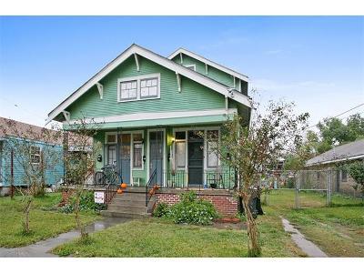 New Orleans Multi Family Home For Sale: 1327 France Street