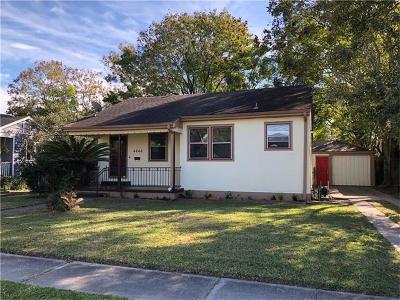 Jefferson Single Family Home Pending Continue to Show: 4444 Ware Avenue