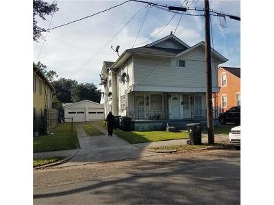 New Orleans Multi Family Home For Sale: 3650 Franklin Avenue