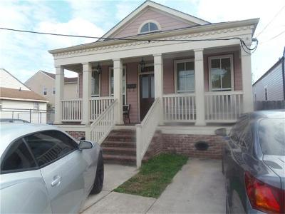 New Orleans Single Family Home For Sale: 1614 S Liberty Street