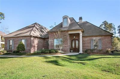 Madisonville Single Family Home For Sale: 316 Seminole Circle