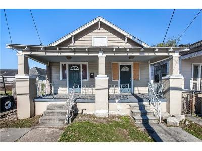 Single Family Home For Sale: 2624 Leonidas Street