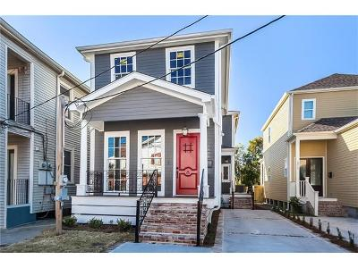 New Orleans Single Family Home For Sale: 2808 Upperline Street