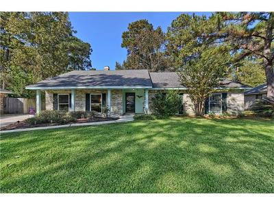 Single Family Home Pending Continue to Show: 432 Water Oak Lane