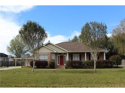 Madisonville Single Family Home For Sale: 302 Citation Drive