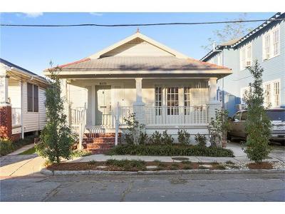 New Orleans Single Family Home For Sale: 6221 Laurel Street