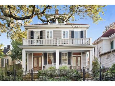 New Orleans Multi Family Home Pending Continue to Show: 4524 Perrier Street