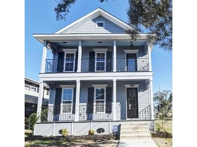New Orleans Single Family Home For Sale: 6419 Bellaire Drive