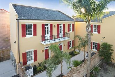 New Orleans Condo For Sale: 826 Touro Street #5