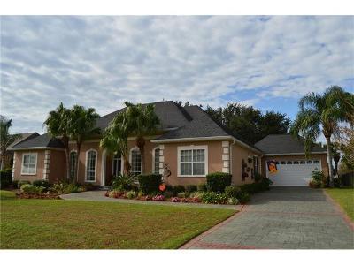 Gretna Single Family Home For Sale: 3624 W Lake Aspen Drive