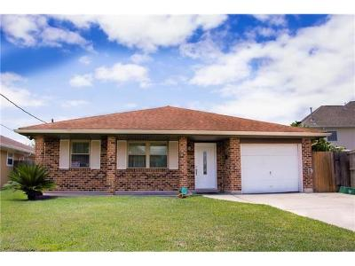 Metairie Single Family Home For Sale: 4109 Newlands Street