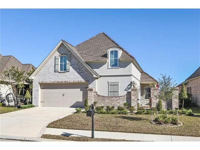 Slidell Single Family Home For Sale: 238 Nicklaus Drive