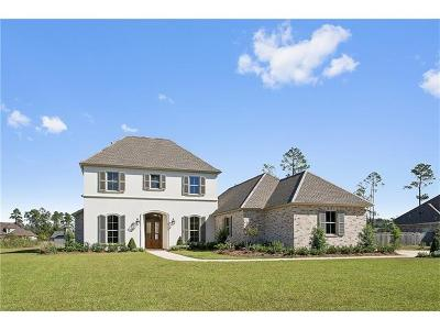 Madisonville Single Family Home For Sale: 412 S Fairway Drive