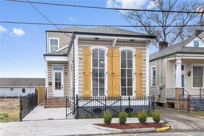 New Orleans Single Family Home For Sale: 1910 Second Street