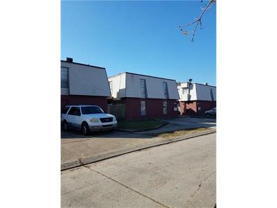 Metairie Multi Family Home For Sale: 4048-4060 Durand Street