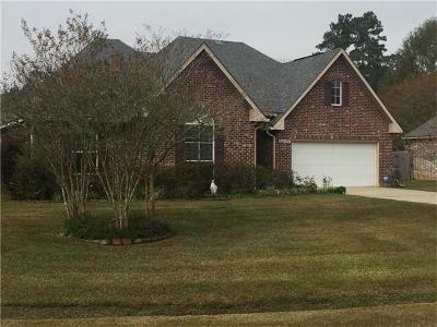 Madisonville Single Family Home For Sale: 4013 Willow Lane