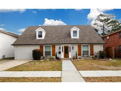 Single Family Home For Sale: 4513 Wade Drive