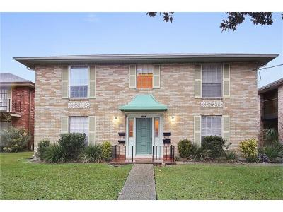 Metairie Condo For Sale: 4405 Yale Street #D