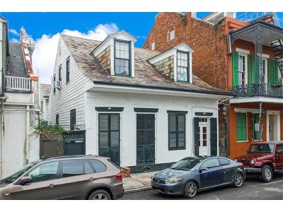 New Orleans Multi Family Home For Sale: 735 Ursulines Avenue