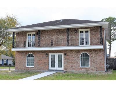 Kenner Single Family Home For Sale: 55 Lisa Avenue