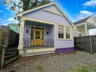 New Orleans Single Family Home For Sale: 5112 Clara Street