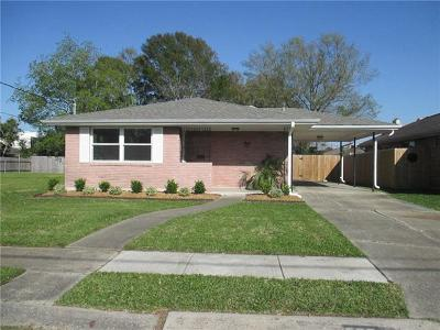 Single Family Home For Sale: 535 W William David Parkway